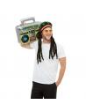 set jamaïcain multicolore