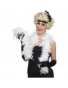 Boa blanc plume | Accessoires