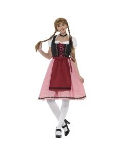 Costume femme serveuse bavaroise | Déguisement