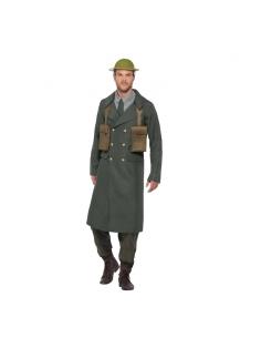 Déguisement adulte soldat deuxième guerre mondiale | Déguisement Homme