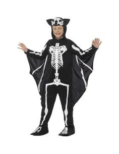 Déguisement enfant chauve souris squelette | Déguisement Enfant