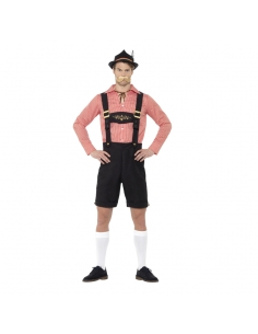 Déguisement homme bavarois Oktoberfest | Déguisement Homme