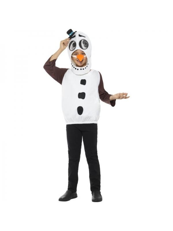 Déguisement garçon bonhomme de neige | Déguisement Enfant