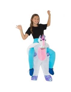 Costume piggyback licorne pour enfant | Déguisement Enfant
