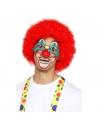Lunettes avec nez de clown   Accessoires