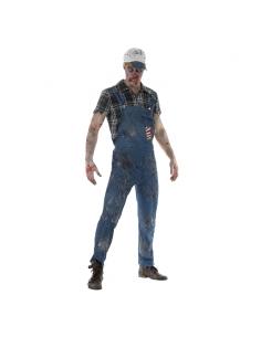 Déguisement fermier zombie | Déguisement Homme