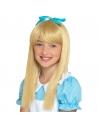 Perruque enfant Alice au pays des merveilles | Accessoires