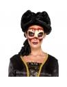 Prothèse masque ensanglanté avec adhésif | Accessoires