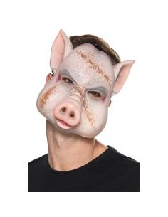 Masque adulte cochon tueur effrayant | Accessoires