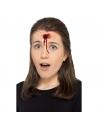Prothèse blessure trou dans la tête | Accessoires