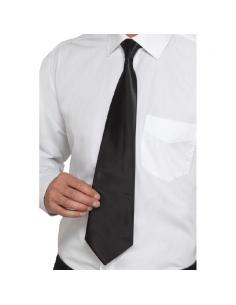 Cravate gangster noir | Accessoires
