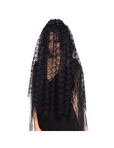 Voile veuve noire   Accueil