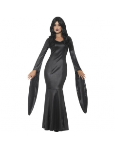 Déguisement femme vampire - Veuve noire   Déguisement