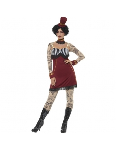 Costume femme sexy tatouée | Déguisement