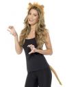 Kit lion marron adulte | Accessoires