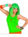 Débardeur femme vert fluo