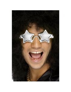 Lunettes superstar étoiles argentées | Accessoires