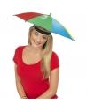 Chapeau ombrelle multicolore | Accessoires