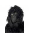Masque de gorille complet noir   Accessoires