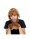 Capuche chien avec gants   Accessoires