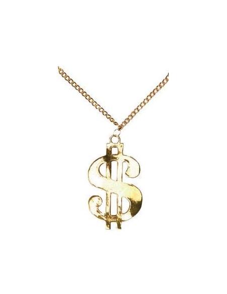 Collier dollar or | Accessoires