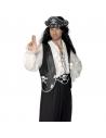 Déguisement pirate noir et blanc | Déguisement Homme