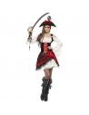 Déguisement piratine glamour | Déguisement
