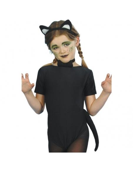 Déguisement chat enfant noir et blanc | Déguisement Enfant