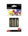 Pochette de 5 crayons maquillage   Accessoires
