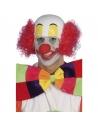 Perruque clown avec cheveux rouges | Accessoires