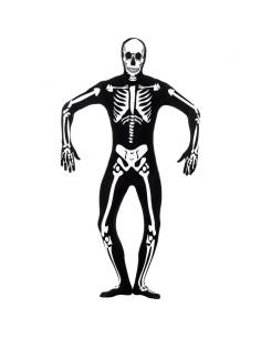 Seconde peau squelette | Déguisement