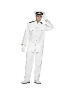 Déguisement capitaine blanc | Déguisement