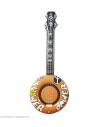 Banjo gonflable orange 100 cm