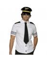 Déguisement capitaine noir et blanc   Déguisement Homme