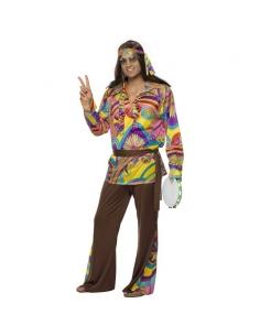 Déguisement psychédélique hippie | Déguisement