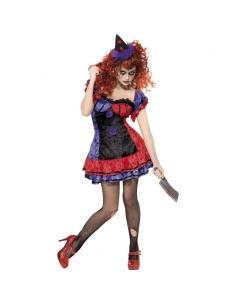 Déguisement femme clown bobo sinistre | Déguisement