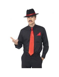 Kit gangster rouge | Déguisement