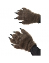 Gants monstre poilu | Halloween