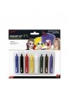 Pack de 8 sticks maquillage | Accessoires
