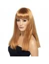 Perruque glamourama auburn | Accessoires