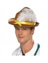 Chapeau bavarois avec plume | Accessoires