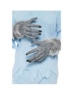 Mains de loup avec fourrure   Accessoires