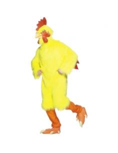 Déguisement mascotte poulet jaune | Déguisement Homme