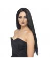 Perruque sorcière noire 61 cm | Accessoires