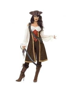Déguisement femme pirate de haute mer   Déguisement