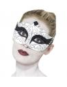 Masque gothique blanc et noir | Accessoires