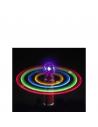 Globe et anneaux lumineux | Accessoires