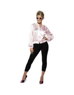 Blouson rose pink lady grease | Déguisement