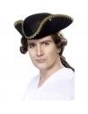 Chapeau tricorne Dick Turpin | Accessoires
