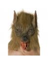 Masque loup fourrure   Accessoires